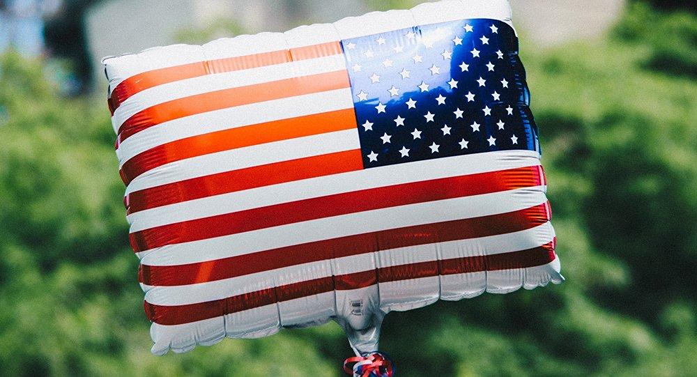 Bandeira dos Estados Unidos (imagem de arquivo)