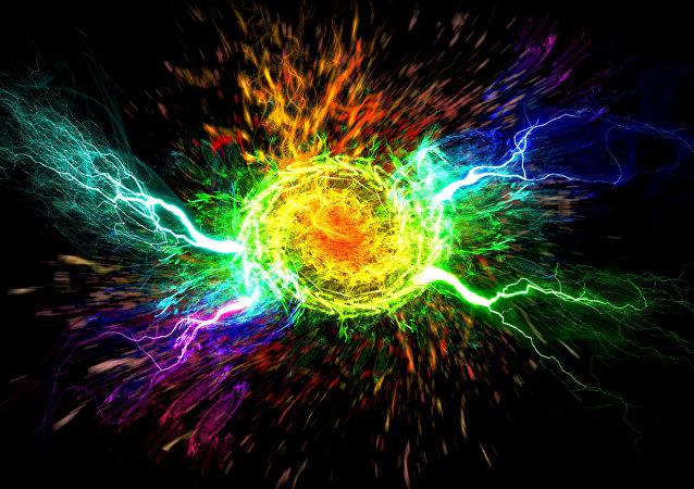 Uma supernova (imagem referencial)