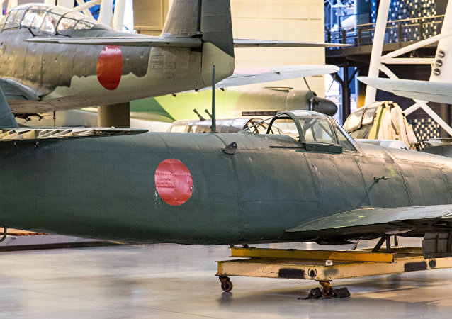 Bombardeiro camicase Nakajima Kikka
