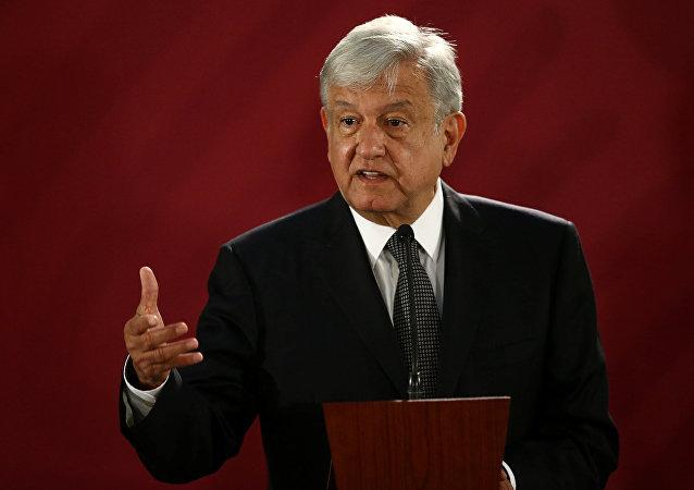 Andrés Manuel López Obrador, presidente do México
