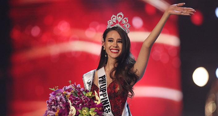 Catriona Gray, Miss Universo 2018