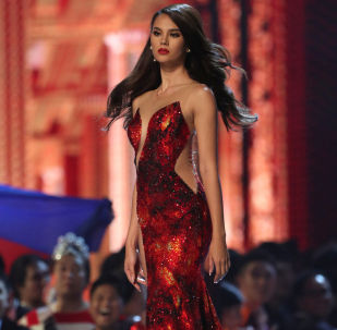 Catriona Gray, filipina vencedora do concurso Miss Universo 2018