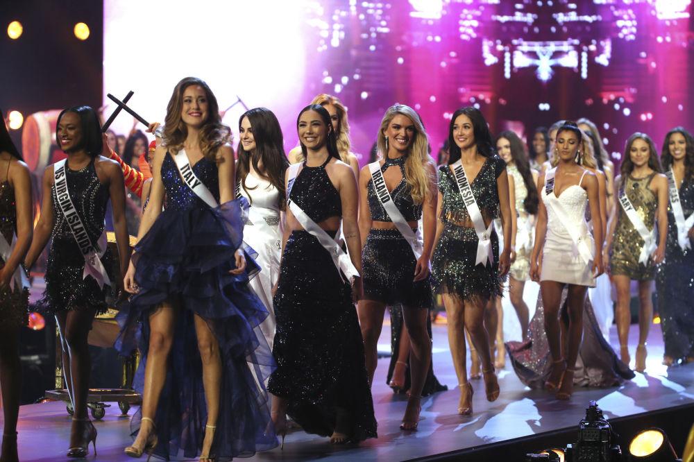 Finalistas do concurso Miss Universo 2018