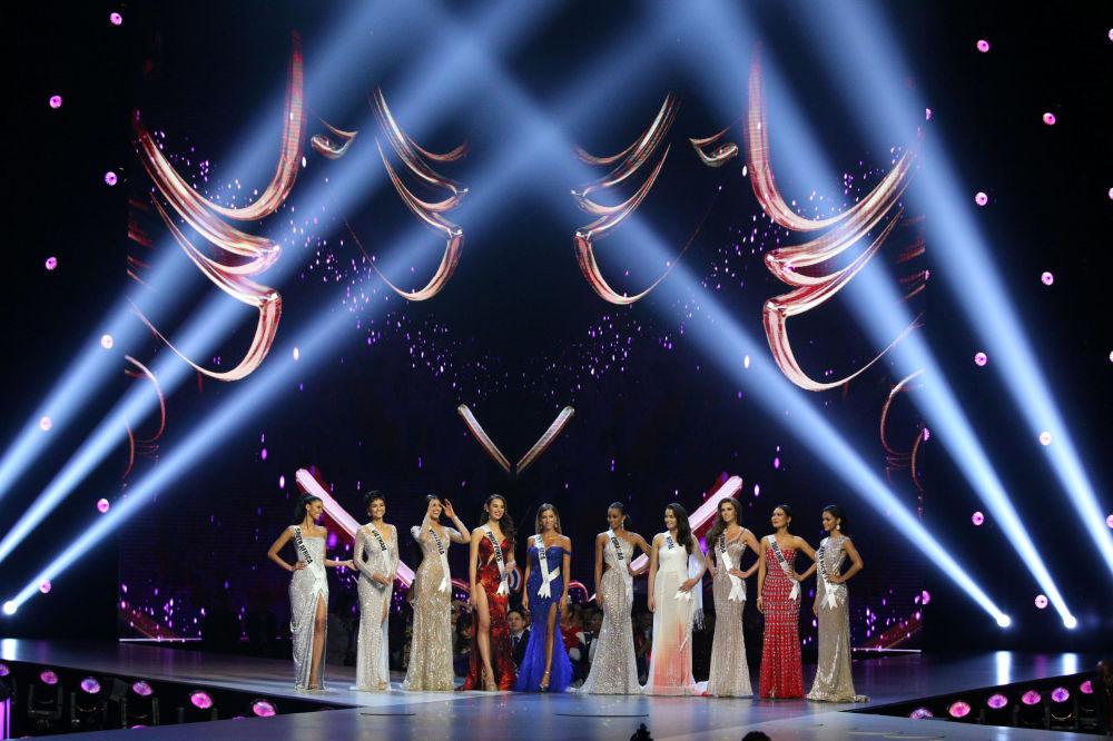 Top 10 do concurso Miss Universo 2018