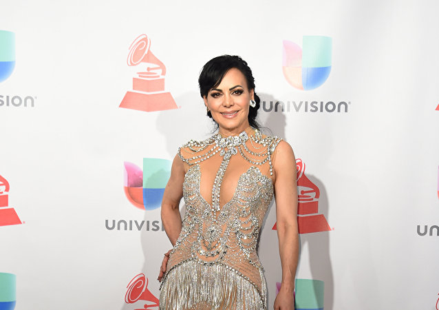 Maribel Guardia, atriz costarriquenha