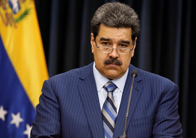 Nicolás Maduro, presidente da Venezuela, 12 de dezembro de 2018