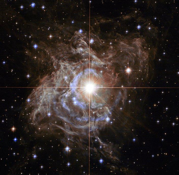 Estrela RS Puppis