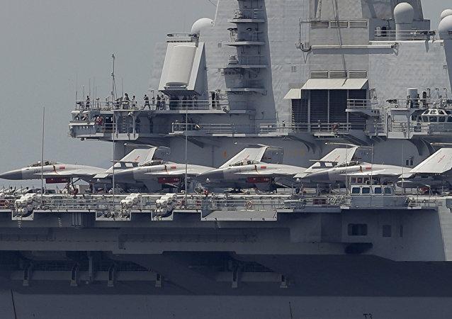Liaoning, porta-aviões chinês