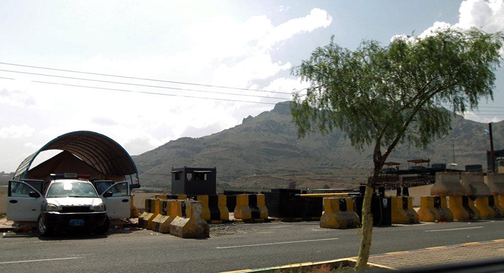 Embaixada do Reino Unido no Iêmen