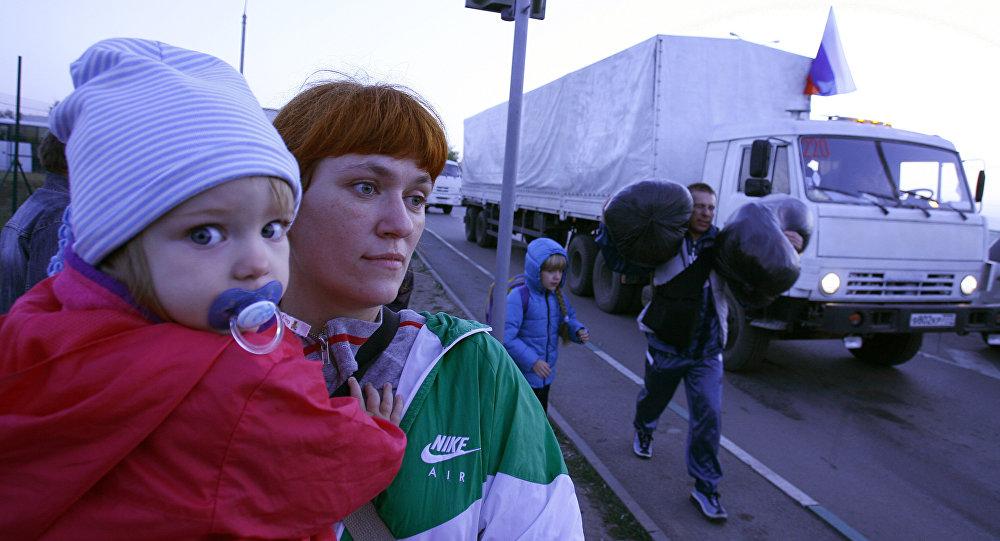 Refugiados da Ucrânia