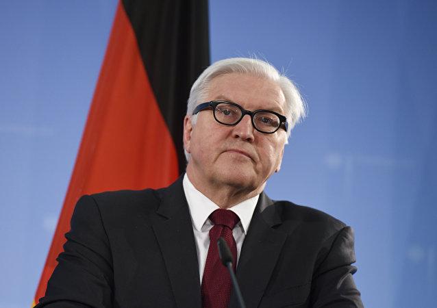 Frank-Walter Steinmeier, Ministro das Relações Exteriores da Alemanha