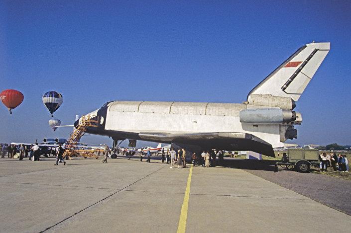 Ônibus espacial Buran