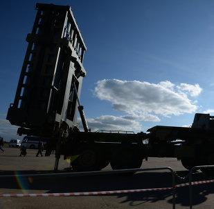 Ssistema de mísseis russos S-350 Vityaz