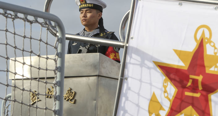 Marinheiro chinês (foto de arquivo)