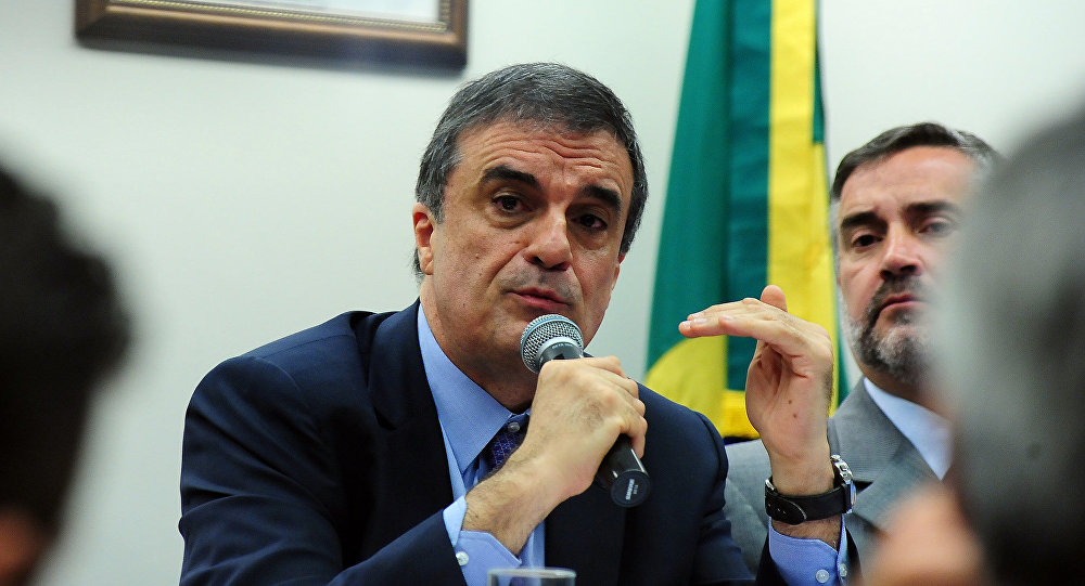 Ministro da Justiça, Eduardo Cardozo