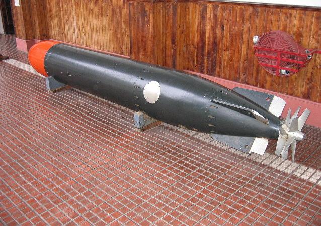 Torpedo (imagem referencial)