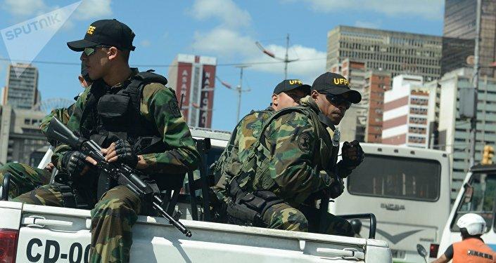 Militares venezuelanos (imagem referencial)