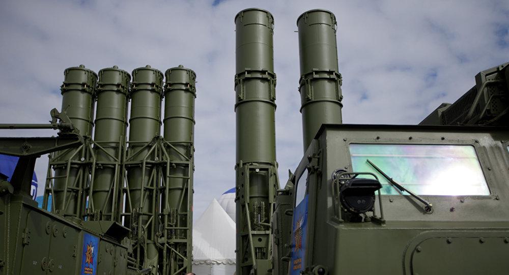Sistema S-300 de defesa antiaérea