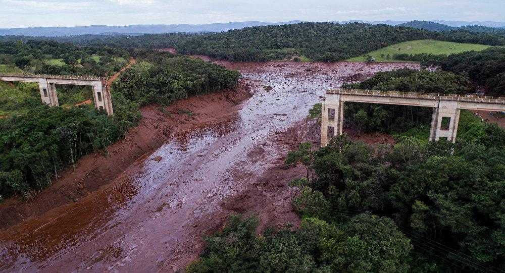 Resultado de imagem para barragem brumadinho