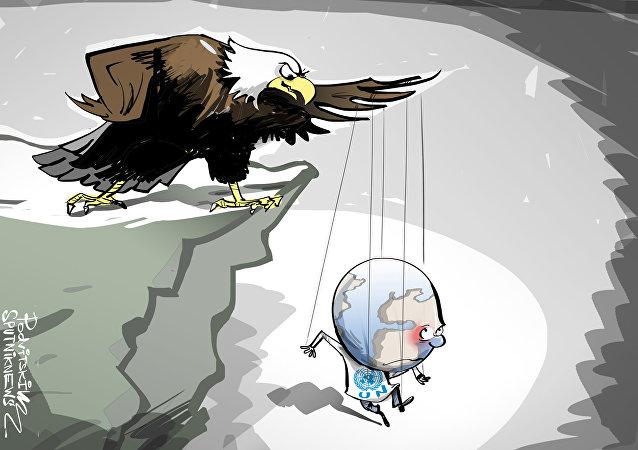 Quem manda na ONU?
