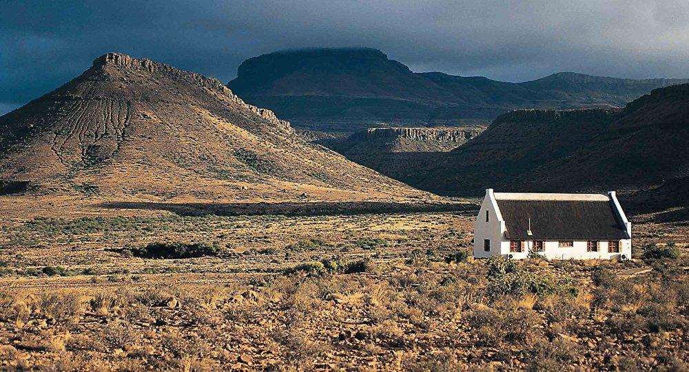 África do Sul (imagem referencial)