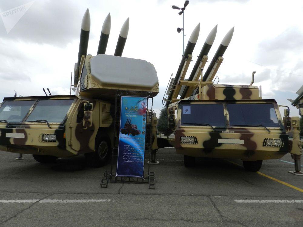 Sistema de defesa antiaérea de alta mobilidade: tem capacidade de derrubar helicópteros, mísseis de cruzeiro e drones em condições da guerra eletrônica