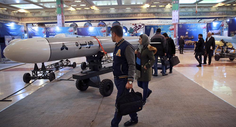 Míssil de cruzeiro iraniano Hoveizeh 8