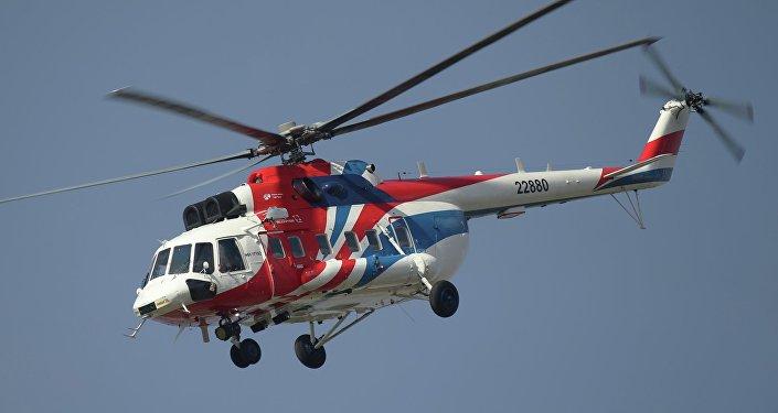 Helicóptero Mi-171A2