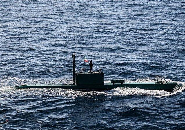 Submarino Ghadir