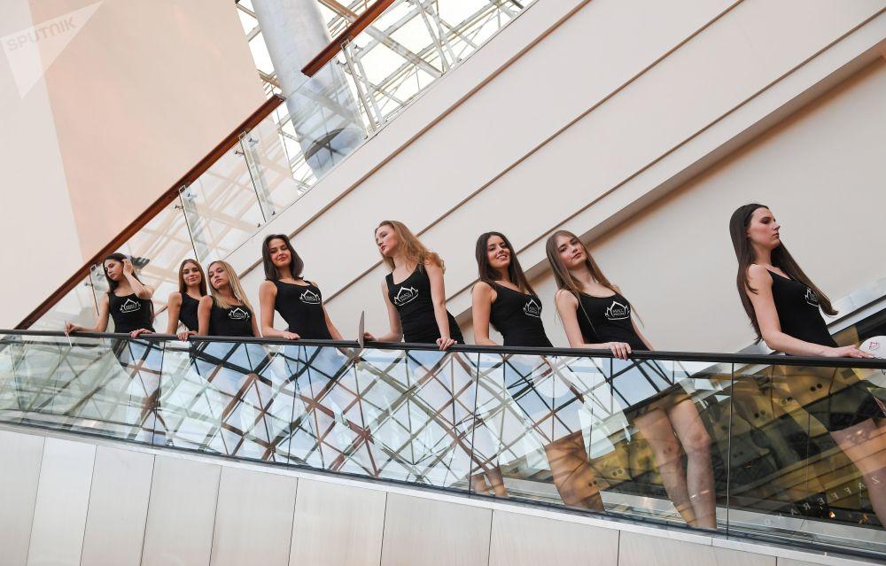 A competição, fundada em 1927 em Paris, é realizada na Rússia com apoio do Ministério da Cultura russo