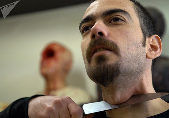 Prokopis Vlaseros, artista de efeitos especiais grego