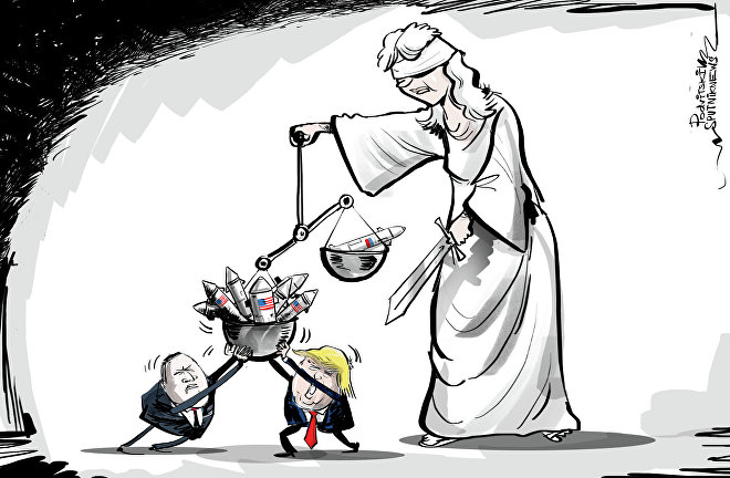 Quando violações dos EUA chegam a pesar