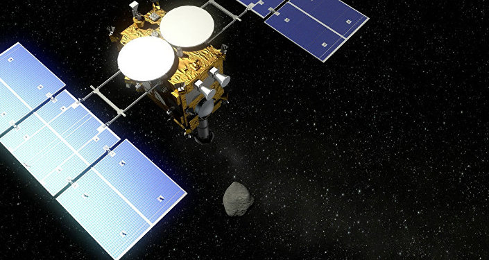 Sonda japonesa Hayabusa-2
