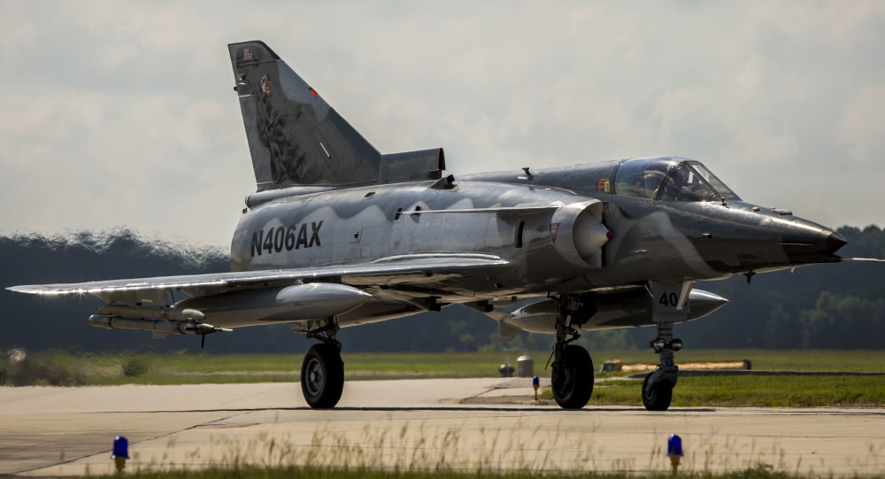 Caça multifuncional F-21 Kfir