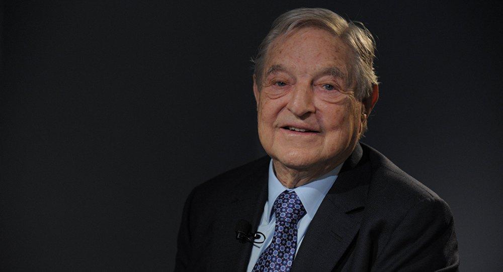 George Soros, investidor e filantropo húngaro-americano (imagem de arquivo)
