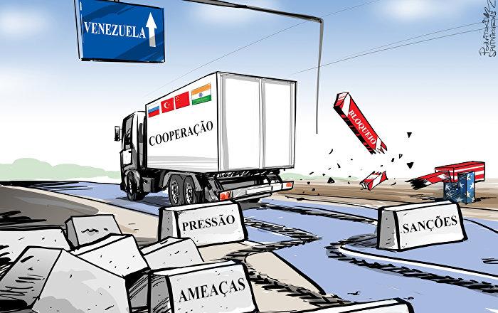 Desviando bloqueio por caminho seguro