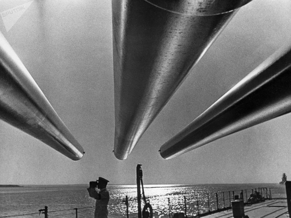 Manobras navais da Marinha soviética, 1936
