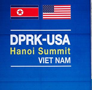 Preparativos para a cúpula Trump-Kim em Hanói, Vietnã