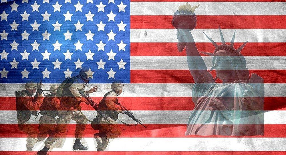 A bandeira dos EUA (imagem ilustrativa)