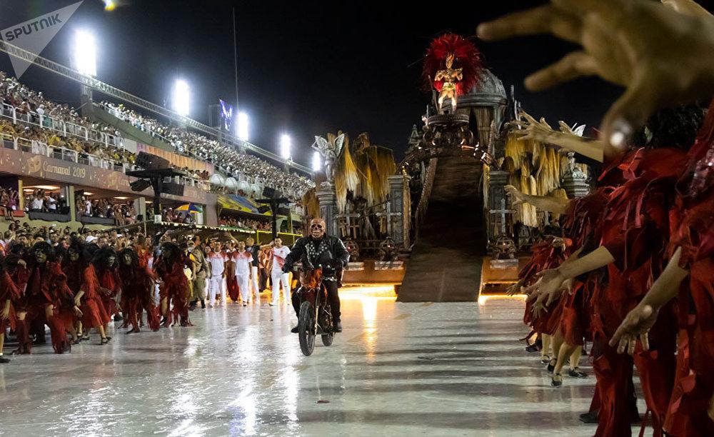 Desfile da Viradouro.