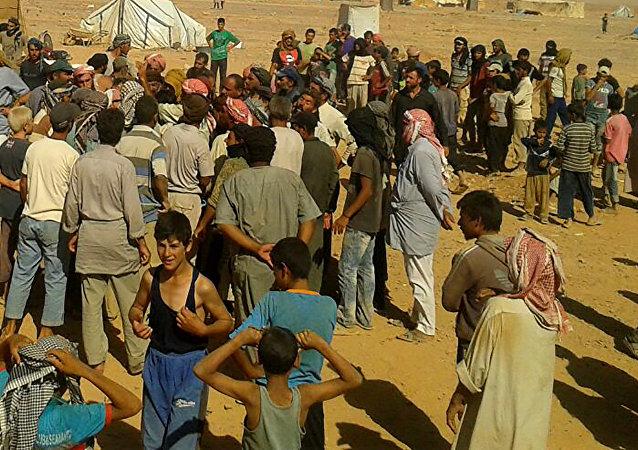 Campo de refugiados de Rukban