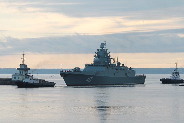Fragata Admiral Gorshkov