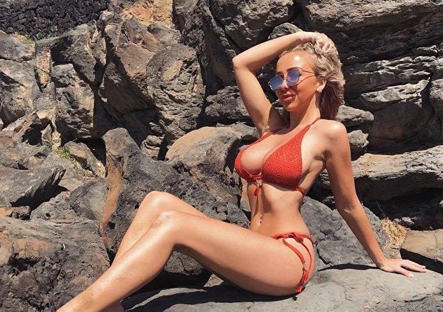 Bethany Morgan, ex-celebridade britânica