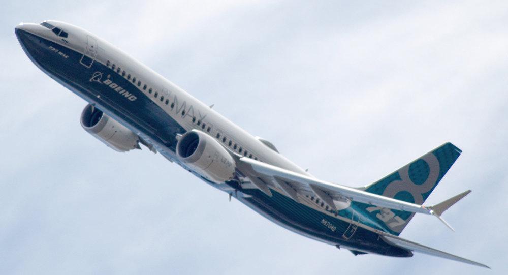 Um Boeing 737 Max
