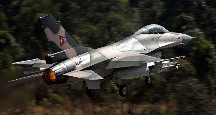 F-16 venezuelano