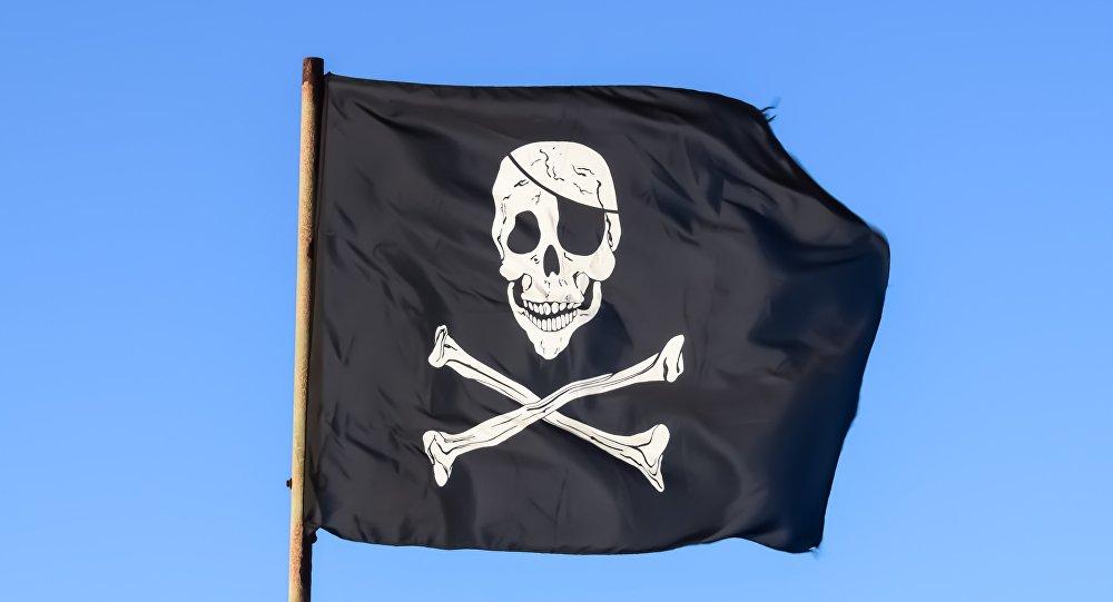 Pirataria (imagem referencial)