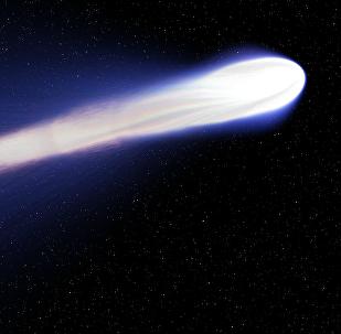 Cometa (imagem ilustrativa)