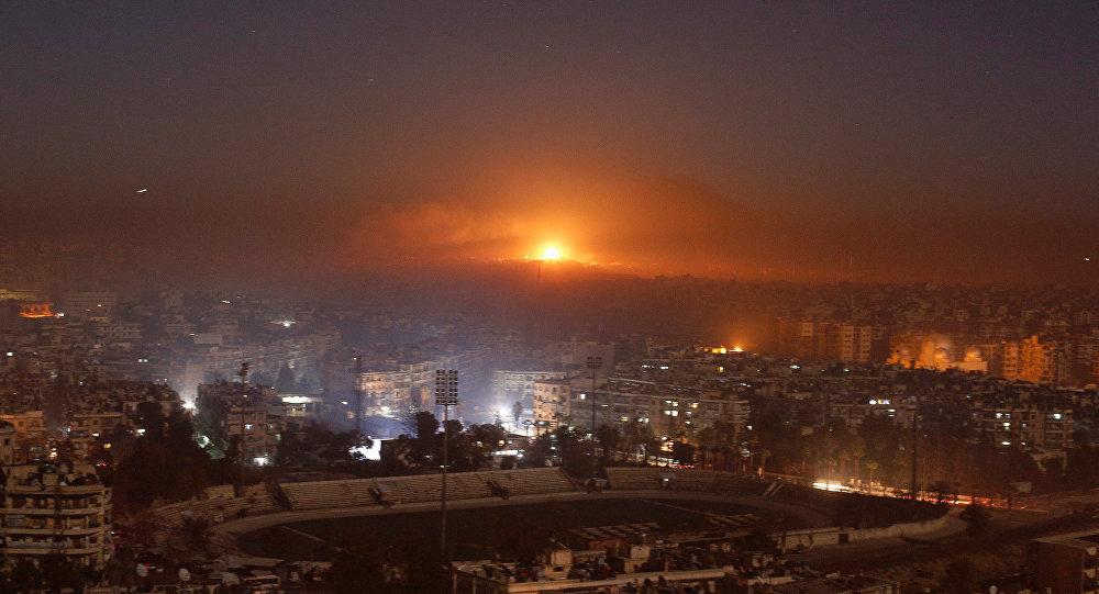 Aleppo, Síria (foto de arquivo)