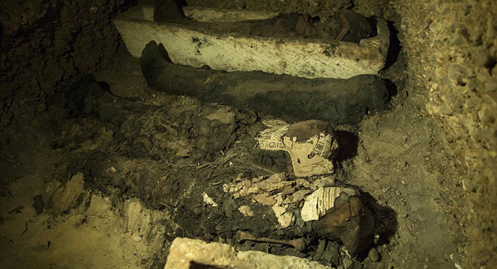 Múmias do Egito (imagem referencial)