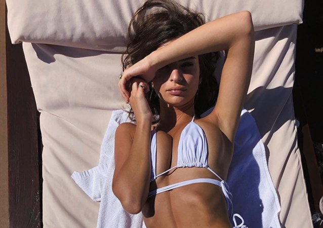 Emily Ratajkowski, modelo e atriz estadunidense